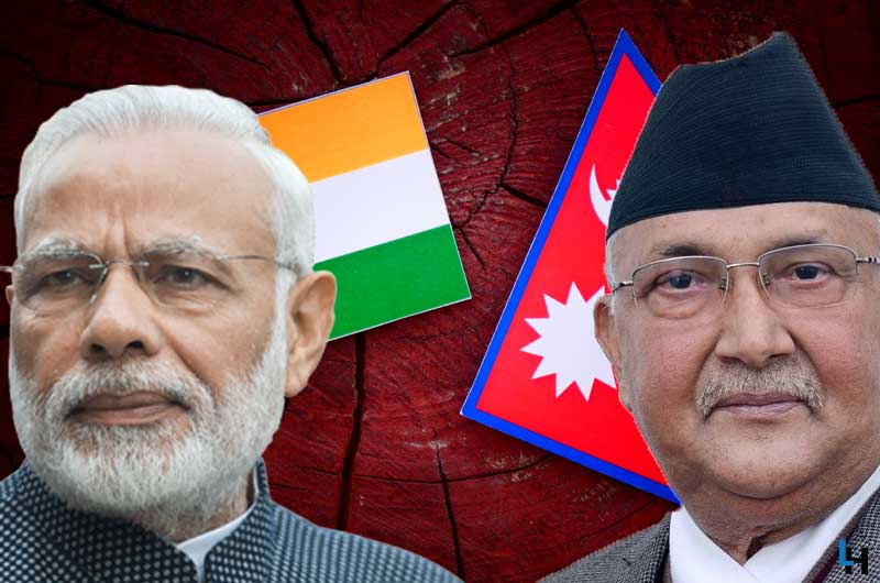 Nepal Vs India: Why Nepal's Released a New Political Map as its ...